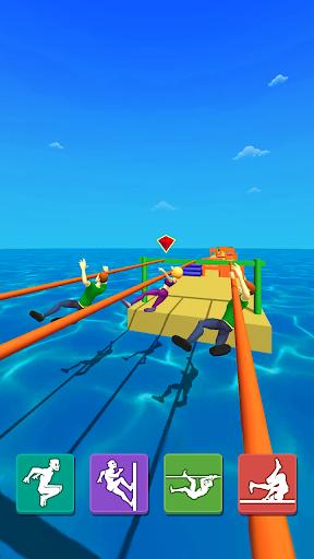Parkour Race: Epic Run 3D screenshots 10