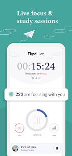 Flipd Focus & Study Timer Mod Apk (Premium Subscription Unlocked) 1