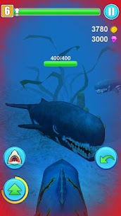 Köpekbalığı Simulatörü Full Apk İndir 3