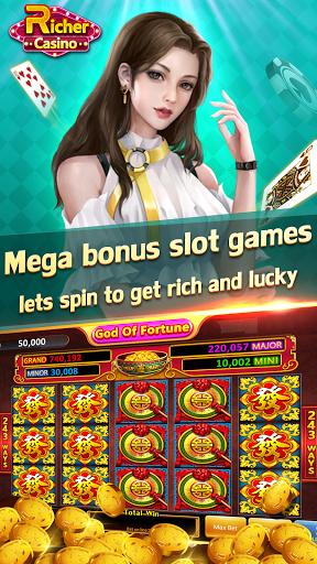 Rummy TeenPatti Slots Fishing - Richer Casino  screenshots 2