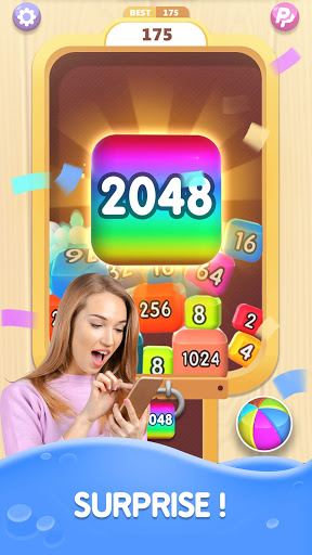 2048 Merge Blocks screenshots 9