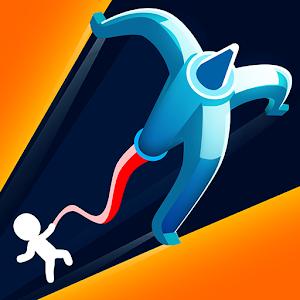 Swing Loops  Grapple Hook Race