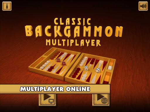 Backgammon Multiplayer  Screenshots 5