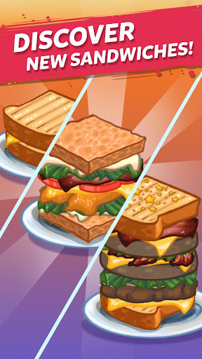 Merge Sandwich: Happy Club Sandwich Restaurant goodtube screenshots 14