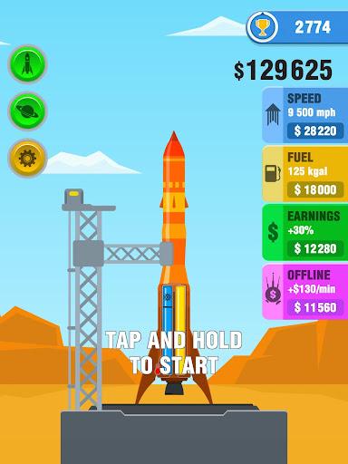 Rocket Sky! 1.4.2 screenshots 6