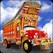 PK Cargo Truck Driving