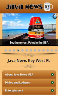 Java News Key West FL 1.1 APK + Mod (Free purchase) for Android
