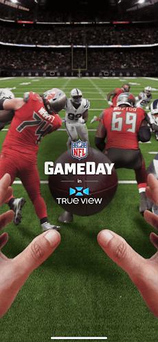 NFL GameDay in True Viewのおすすめ画像1