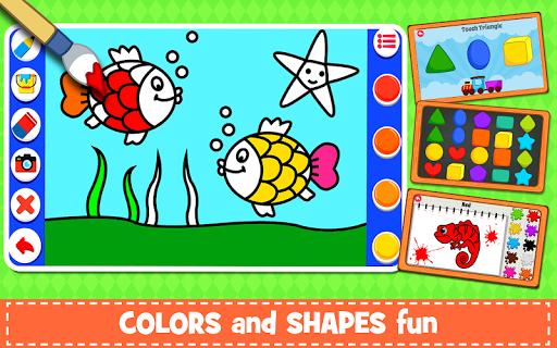 Kids Preschool Learning Games - 150 Toddler games 5.8 Screenshots 2