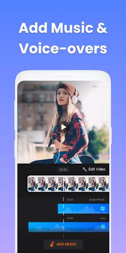 Add music to video - background music for videos apktram screenshots 1