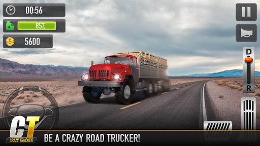 Crazy Trucker  screenshots 1