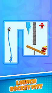 Rocket Punch Mod Apk Unlimited Punch, Cash, Free Everything-Download 3
