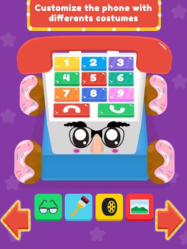Baby Carphone Toy. Kids game  screenshots 20