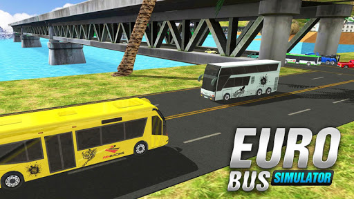 Euro Bus Simulator 2021 Free Offline Game