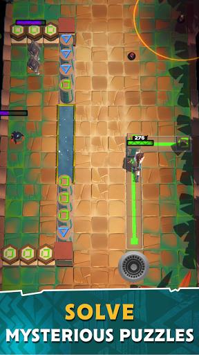 Tomb Raider Reloaded apkdebit screenshots 12