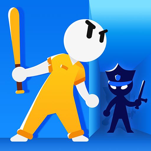 Prison Escape 3D: gioco d'azione ragdoll