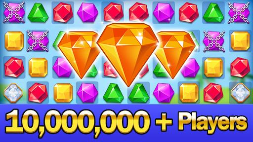 Jewel Crushu2122 - Jewels & Gems Match 3 Legend 4.1.9 screenshots 5