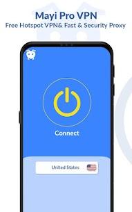 Mayi Pro VPN – Ads Free Vpn – Safe & Secure Vpn 4