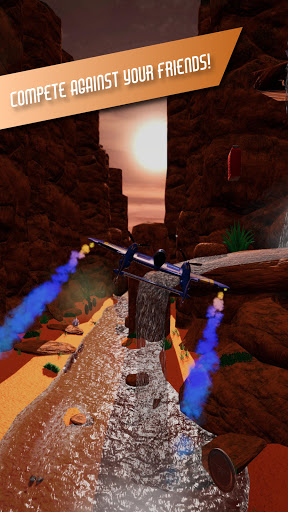 Danger Darrel - Endless Airplane Action Adventure  screenshots 2