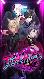 Feral Hearts Mod Apk: Otome Romance Game (Free Premium Choices) 1