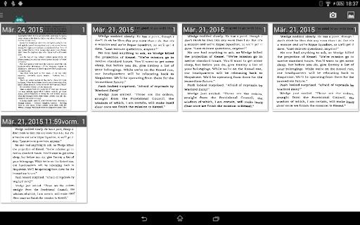 Text Fairy (OCR Text Scanner) 3.1.8 Screenshots 3