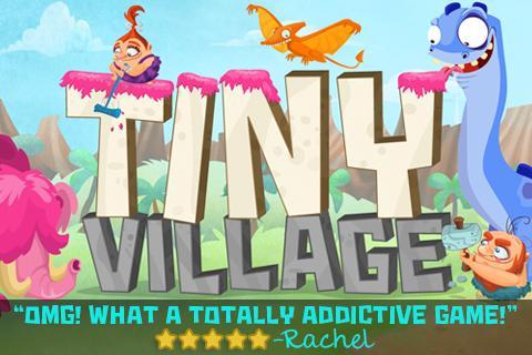 Télécharger Gratuit Tiny Village  APK MOD (Astuce) screenshots 1