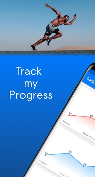 Track my Progress - Reach your Goals!