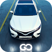 Camry City Car Driving Simulator