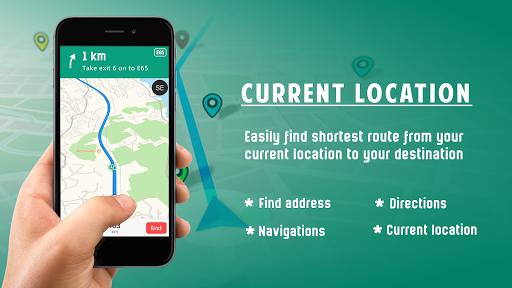 Free GPS Navigation: Offline Maps and Directions  Screenshots 9