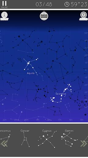 Enjoy Learning Constellation Puzzle 3.3.2 screenshots 1