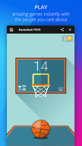 Facebook Gaming: Watch, Play, and Connect 125.1.0.45.117 screenshots 3