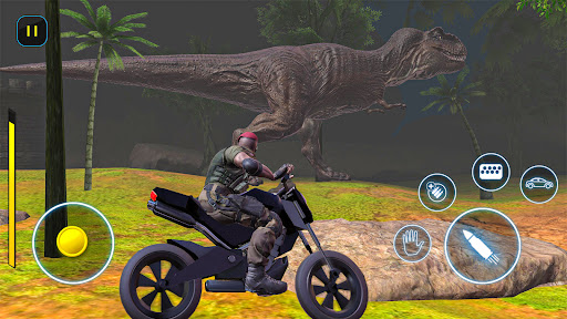Best Dinosaur Shooting Games: Dino Hunt Shelter  screenshots 18