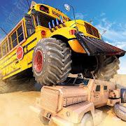 Monster Bus Derby : Bus Demolition Derby 2021