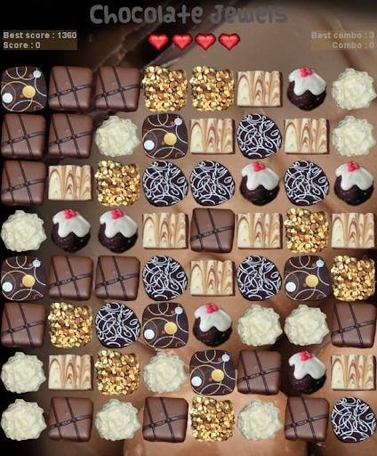 Chocolate Jewels screenshots 6