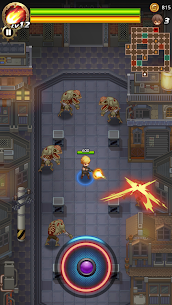 Mystic Gunner Mod Apk: Roguelike Shooting Action Adventure (Unlimited Gold) 8