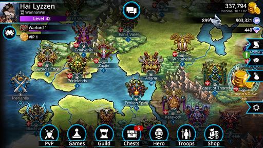 Gems of War - Match 3 RPG screenshots 6