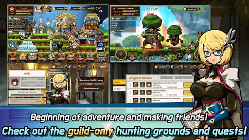 Hero Town online : 2D MMORPG 4.46 screenshots 4