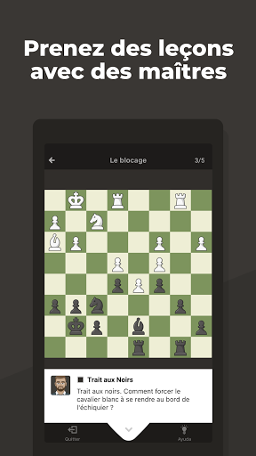 Code Triche Échecs · Jouer et Apprendre (Astuce) APK MOD screenshots 4
