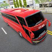City Bus Public Transport: Passenger Pick & Drop
