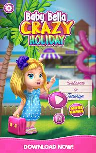 Baby Bella Crazy Holiday Apk Son S r m 2021 3