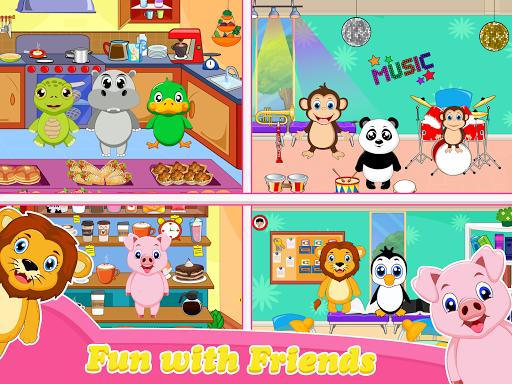 Toon Town: Pet World  screenshots 3
