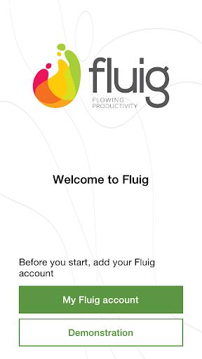 fluig screenshot 1
