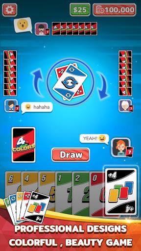 4 Colors Card Game  screenshots 2