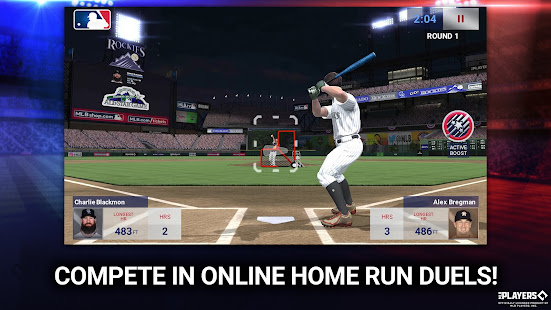 MLB Home Run Derby 9.1.2 Screenshots 1