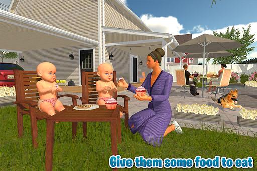 Virtual Babysitter: Babysitting mother simulator 4 screenshots 1