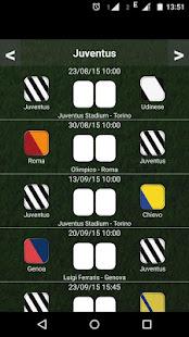 Table Italian League 21/22