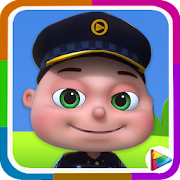 Kids Learn Professions -Zool Babies Offline Videos