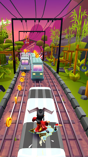 Subway Surfers 2.12.0 screenshots 3
