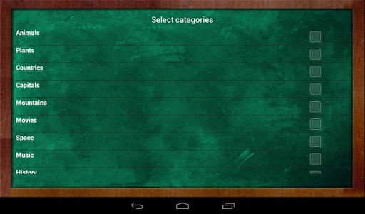 Educational Hangman in English 2.67 screenshots 16