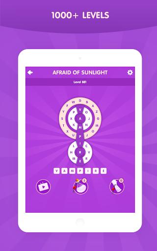 Word Wheel - Word Puzzle Game  screenshots 8